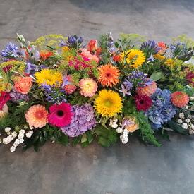 Bloemen mix herfst